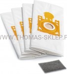 Worki + Filtry Dust Bag Set 100 Thomas CROOSER 787252