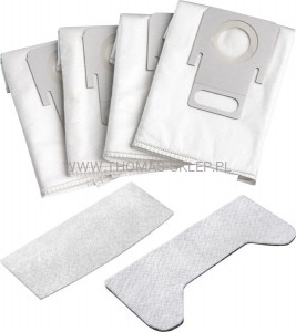 Worki + Filtry Filter Set Thomas TWIN/ HYGIENE787230 ORCA