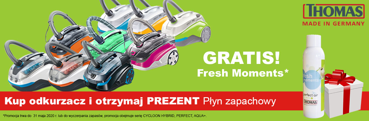 PROMOCJA FRESH MOMENTS